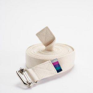 3m white yoga strap